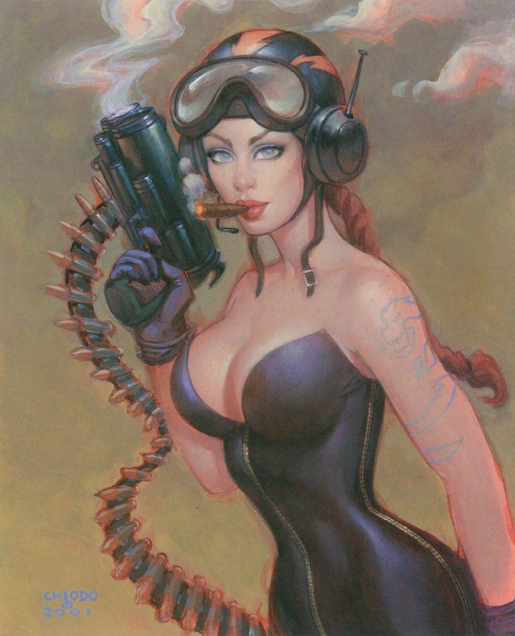 31 best *Artist: Joe Chiodo images on Pinterest | Comics ...