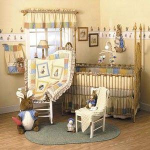 Adorable peter rabbit nursery theme sigh www for Beatrix potter bedroom ideas