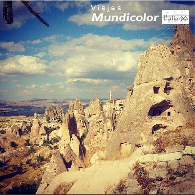 Viajes Mundicolor L´alianXa: capadócia turquia.