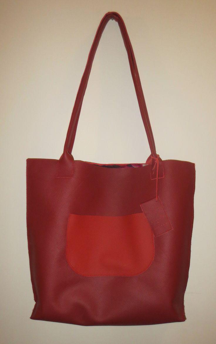 Red shopper