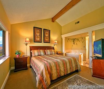 Gatlinburg condo #512 offers the best of the best when it comes to vacation rentals.  Two gorgeous bedrooms, walkin shower, whirlpool tub, and a fabulous Smoky Mountain view.  Are you ready to head to Gatlinburg yet?  #vacationrental #smokymountains