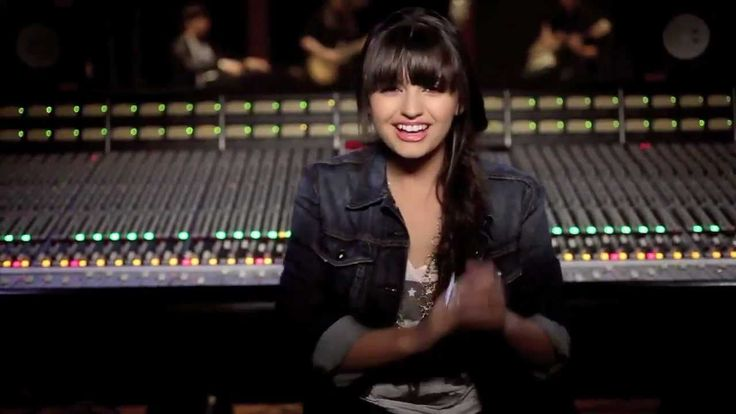 Rebecca Black - My Moment - Official Music Video. I hated her first song (Friday). But I like the message of this one. . . i really do.