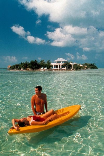 5 Private Island Resorts for Honeymoons