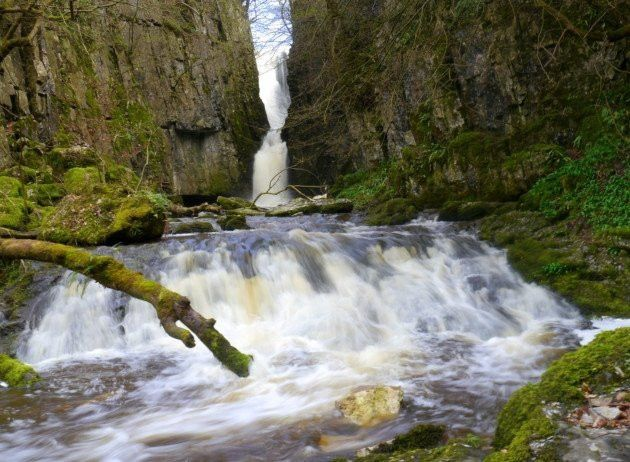 From the fairy tale settings to the highest in the land located at the back of a pub, Yorkshire is a county awash with waterfalls.