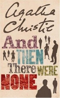 And Then There Were None by Agatha Christie, now listed on BookLikes