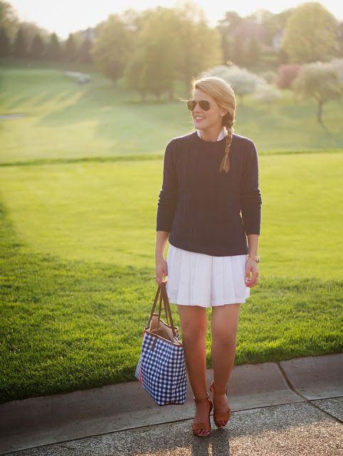 Can you say, I love preppy?