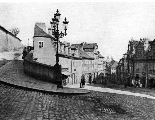 Prague by J.Mulač, cca 1880