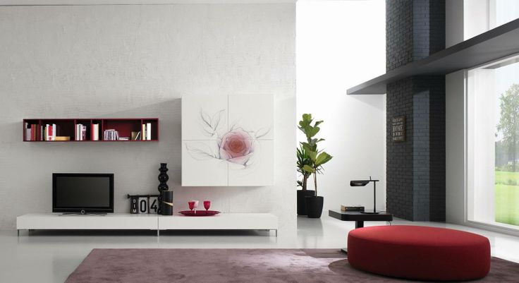 Roses, butterflies, saffron ... They are some of the designs represented on the doors of IMAGE: a new line of furniture for your living area Spar. http://www.spar.it/sp/it/arredamento/living-x44.3sp?cts=giorno_exential
