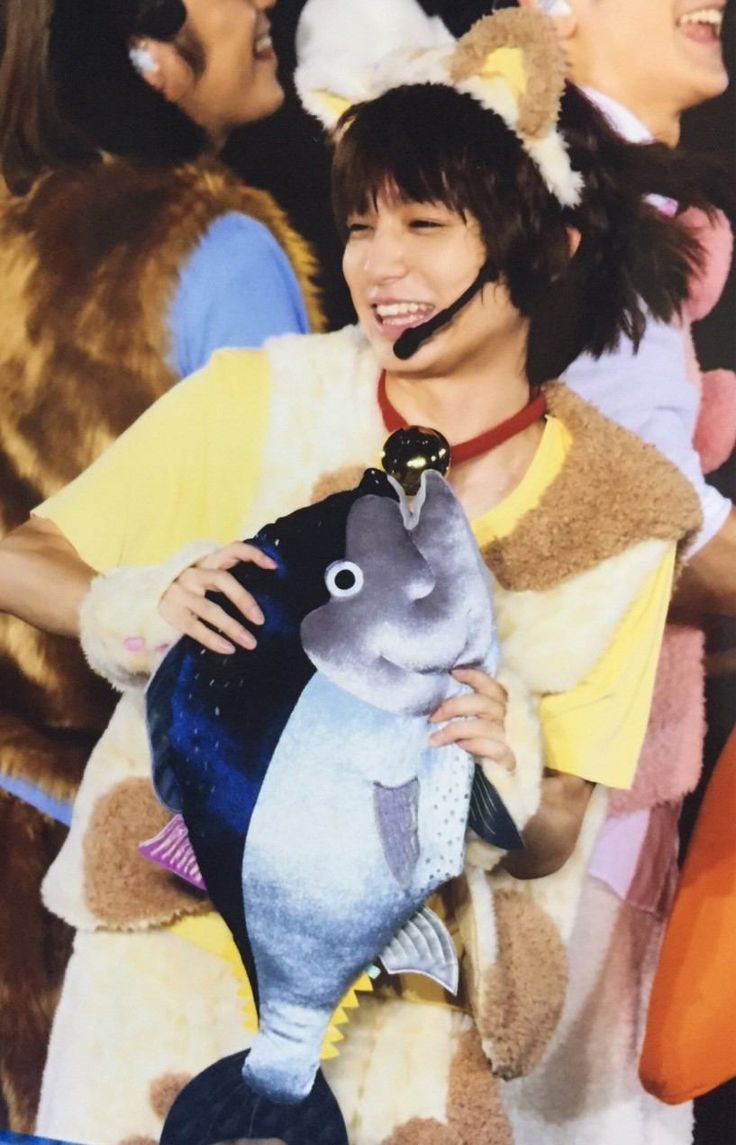 伊野尾慧 My favorite part of the Jumping Carnival Tour,  is this..  Hahaha  #inoochan