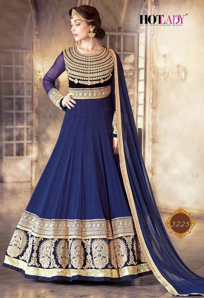 Product Code 3225 Weight 3 KGS Delivery Days 20 Days Fabric Top Pure Georgette & Exclusive Fancy Materials Bottom & Inner Santoon Dupatta Pure Viscose Georgette Occasion Party Wear, Traditional Work E