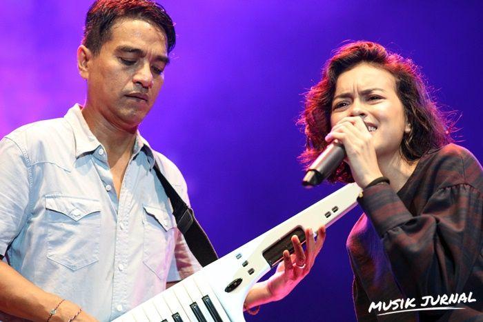Indra Lesmana Ajak Sang Anak Berduet Di JGTC 2015 | Musik Jurnal