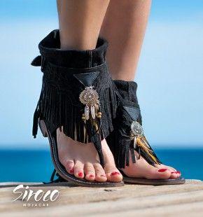 6379a50c20d Botas Sandalias - Siroco Mojacar | My style in 2019 | Boho sandals ...