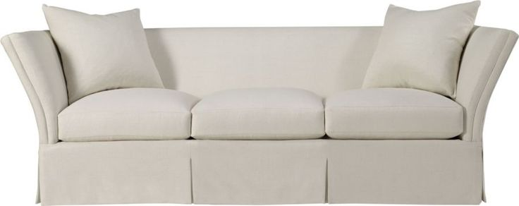 Buy Meredith O'Donnell Dressmaker sofa by Meredith O'Donnell - Sample designer Furniture from Dering Hall's collection of Contemporary Seating.