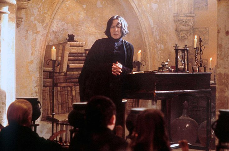 Master Severus Snape - Sometimes the questions are complicated and the...