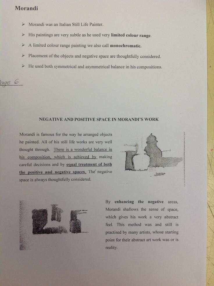 Morandi text 2.
