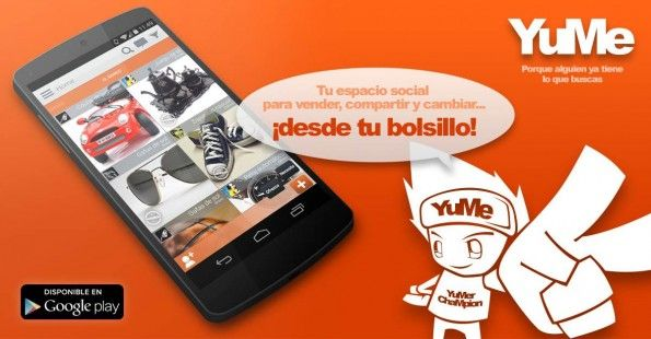 Yume, la app para comprar y vender artículos de segunda mano desde el móvil