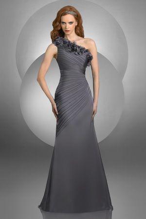 Bari Jay Bridesmaids: Bari Jay 417-at Perfect Dress of Rome