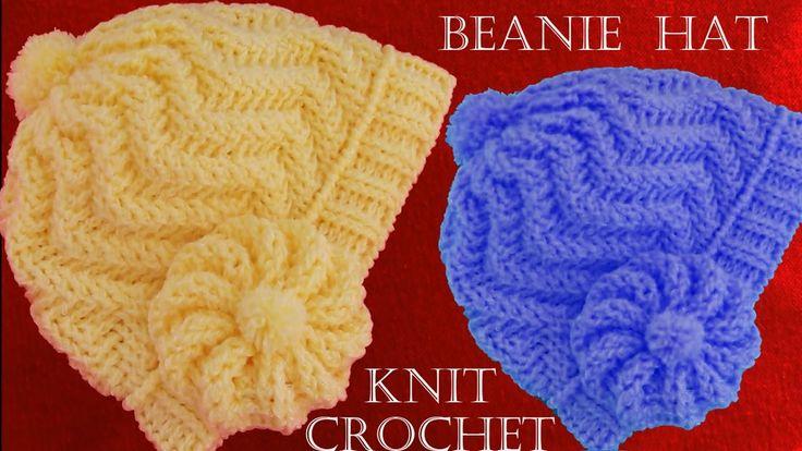 Como tejer gorro boina a Crochet o ganchillo en punto relieve - YouTube b7461f260ff