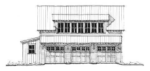Garage Plan With Apartment Above 69393am also Garage And Barn Houses also Housegarage likewise Garage Apartment Floor Plans also 351562314647570032. on garages with living quarters above