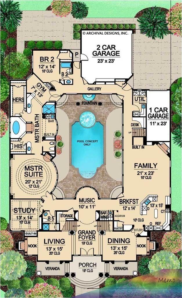 Mar 24 2019 Lochinvar Luxury Home Blueprints Open Home Floor Plans A Archival Designs In 2020 Luxury Floor Plans Mansion Floor Plan House Plans Mansion