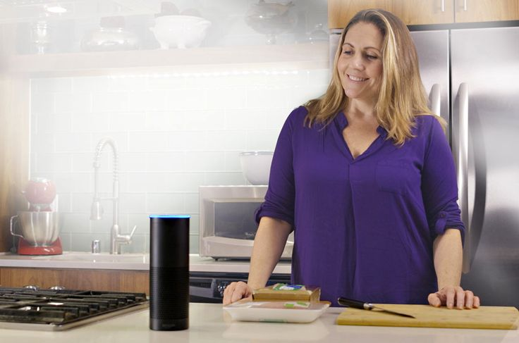 Amazon Echo now talks you through 60000 recipes