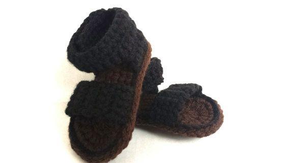 Hey, I found this really awesome Etsy listing at https://www.etsy.com/listing/228893715/crochet-baby-sandalbaby-boy-sandal