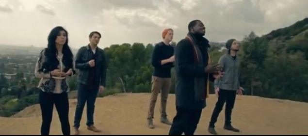 THE holiday video to play over and over - Pentatonix's The Drummer Boy