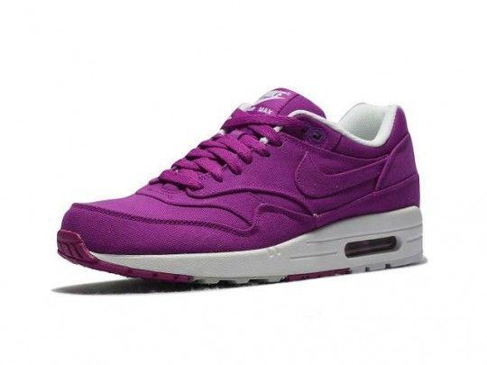 Nike #airmax 1 purple