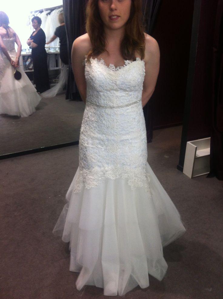 Dress fitting - Karen Willis Holmes design