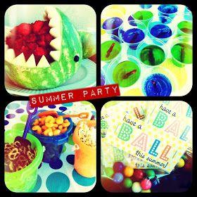 Larcie Bird: Summer Water Party