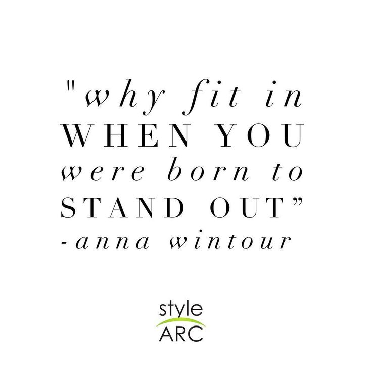 "Style Arc on Instagram: ""A bit of weekend #inspo from the great Anna Wintour! #stylearc"""