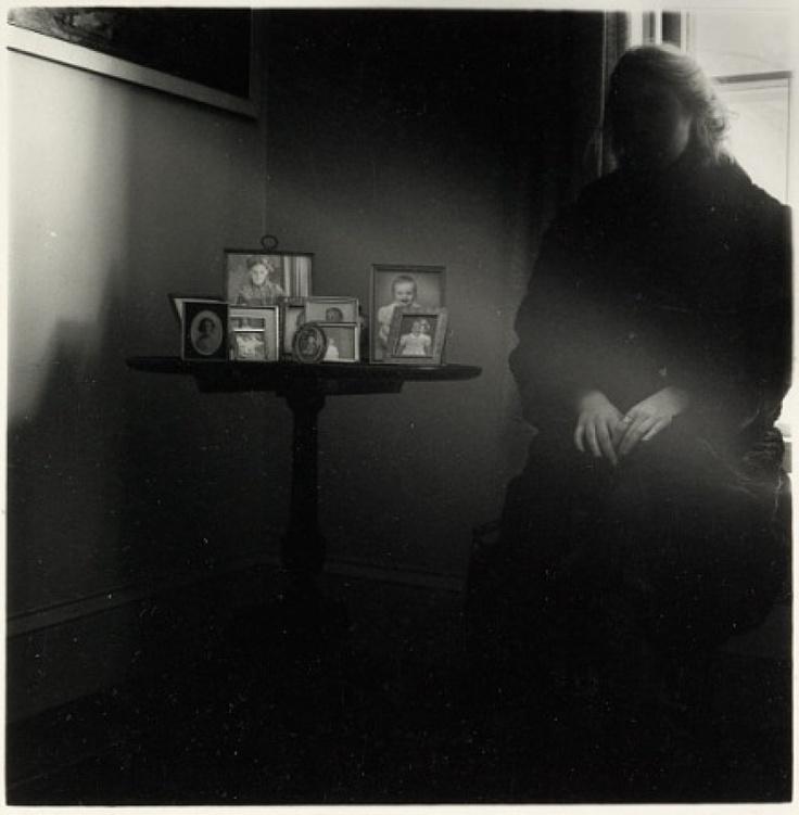 Франческа Вудман (1958-1981) -