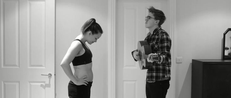 This Cute Music Video Of A Couple's Bump To Baby Has A Million Views In 2 Days for a Reason