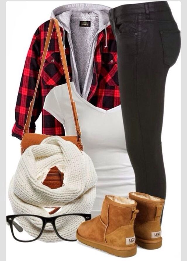 Cute outfit for the cold months