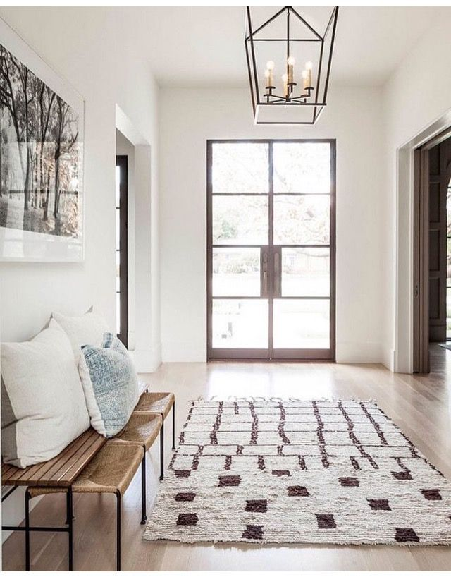 Foyer Seating Year : Best ideas about modern entryway on pinterest mid