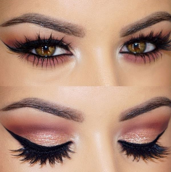 Recreate This Look With Amaze Eye Shadow From Colourpop