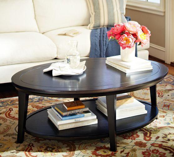 Best 25 Oval Coffee Tables Ideas On Pinterest Coffee