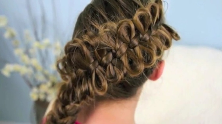 Hair Bow Styles: 17 Best Ideas About Bow Braid On Pinterest