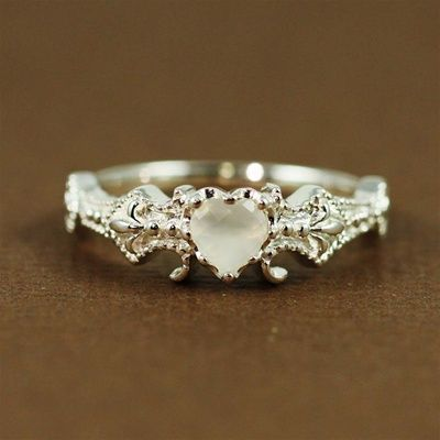 moonstone wedding rings 16 best images about wedding rings on wedding 6014