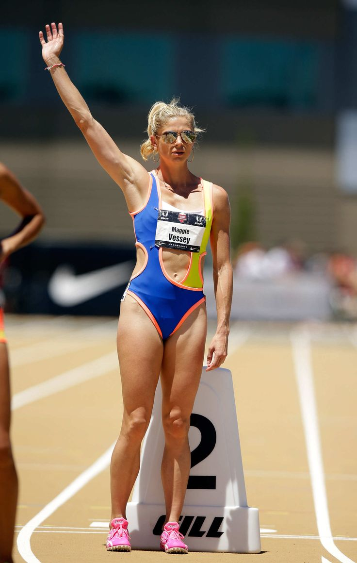 6 Photos Of The Most Stylish Female ATHLETE Right Now On Planet Earth | Maggie Vessey Hot !!