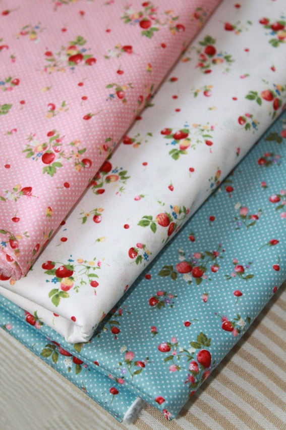 Fine Canvas Cotton Fabric With Large Colorful Rainbow Polka Dots For Bag…