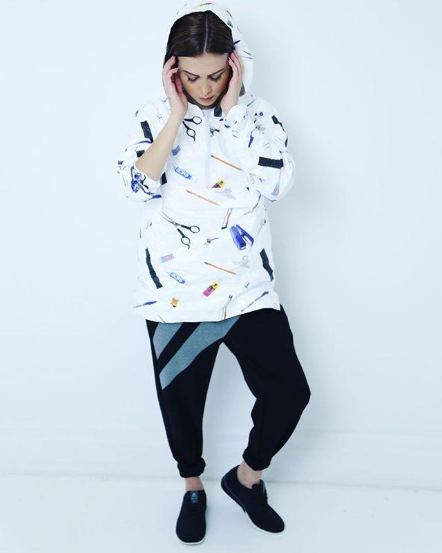 Blogger & Stylist Chantelle Silva in Muro.exe Supercells