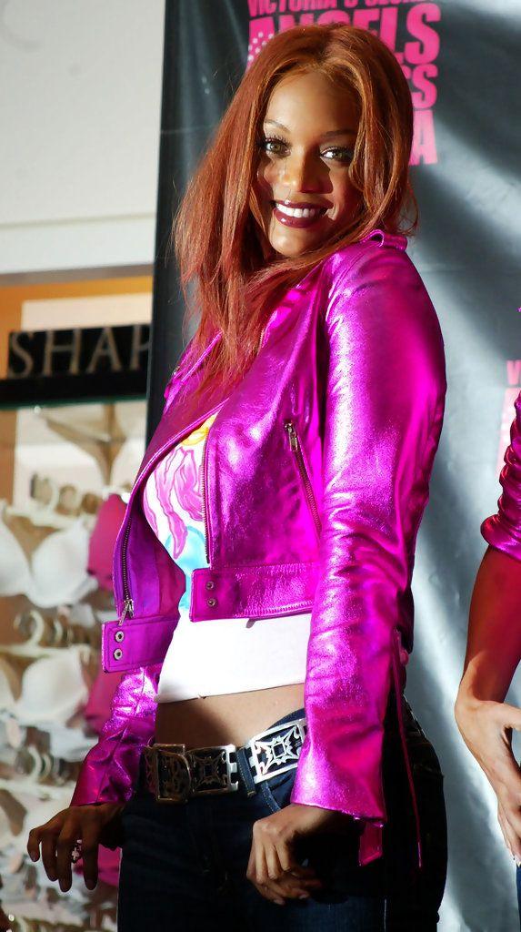 Stunning Tyra Banks