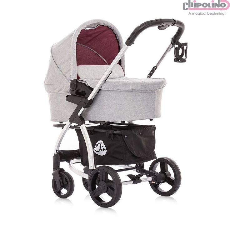 Chipolino Avenue Burgundy Bebek Arabası