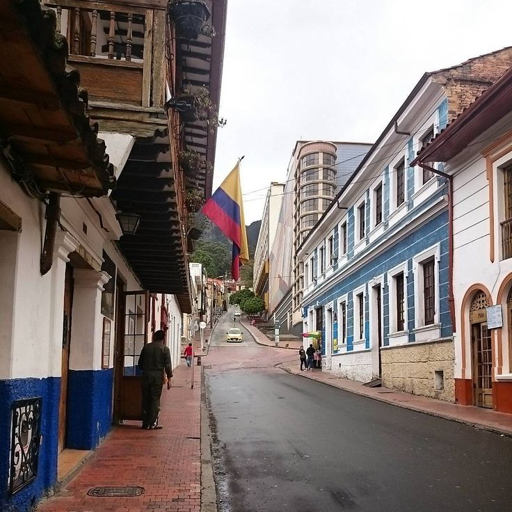 I was in fantastic place today and I want to show it in next few photos  #vsco #loves_bogota #Colombia #yoamobogota #candelaria #vsco_Colombia #vacations #street #southamerica  (в Candelaria)