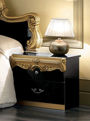 Pin by Eileen Decker on black gold jewelry Pinterest Gold - Italian Bedroom Sets