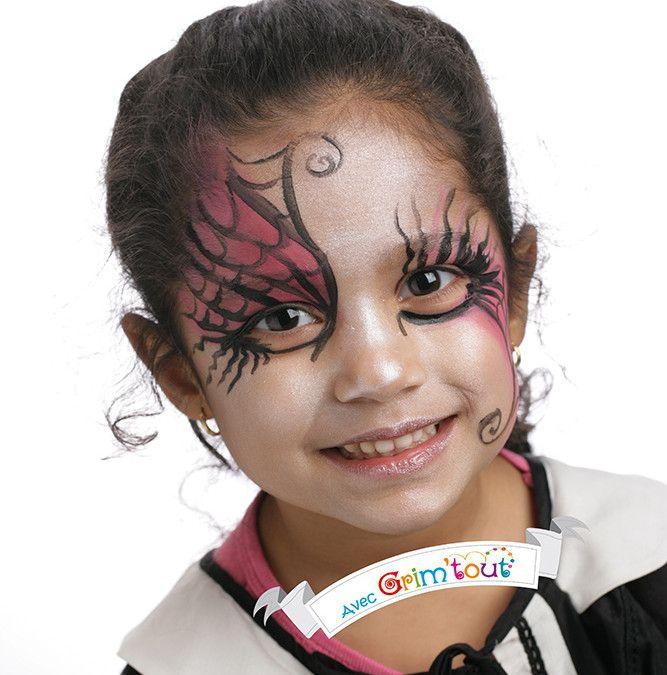 Cum să pictezi pe față o vrăjitoare în 3 pași