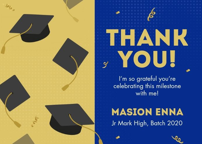 8 Top Graduation Thank You Card Messages In 2021 Thank You Card Sayings Graduation Thank You Cards Thank You Card Examples