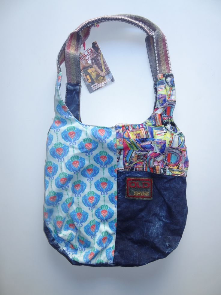 Old Cotton Cargo Bag - BAG#7 (49,- €)