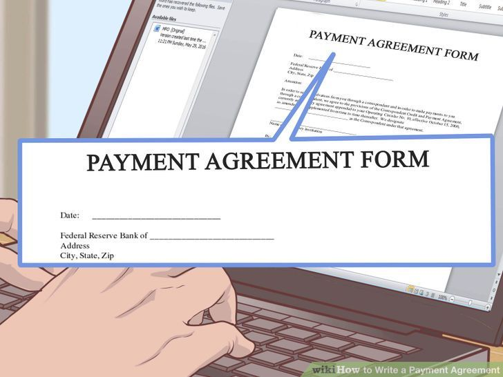 Best 25+ Payment agreement ideas on Pinterest Business goals - financial confidentiality agreements